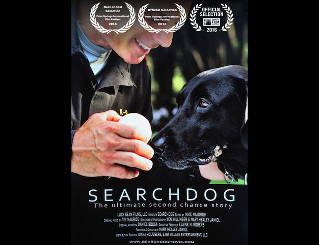Searchdog screening at Annapolis Film Festival