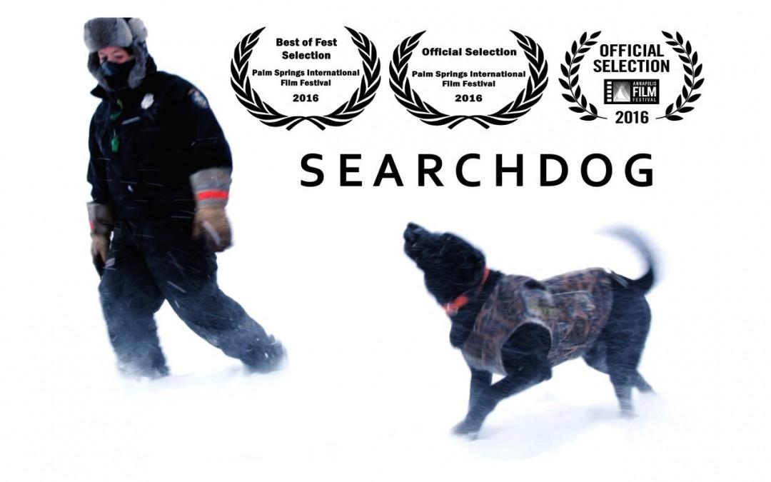 Searchdog Movie Banner